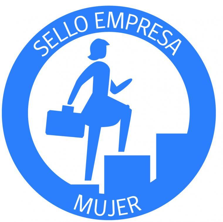 logo empresa mujer